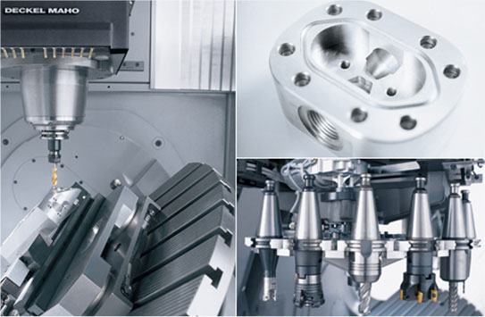 Complete high-precision mechanical engineering solutions